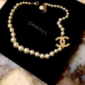 Chanel 100th Anniversary Necklace